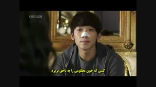 یه کلیپ خیلیییی جالب از یه سریال یا فیلم کره ای که توش ازیه آیه ی قرآن حرف میزنه