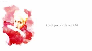 Bts....save me. Lyrics