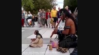 موسیقی کامل سرخپوستی