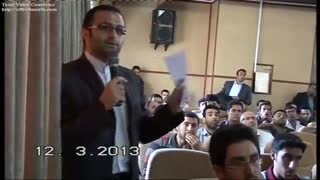 انتقاد یک فعال دانشجویی از فسادهای مالی مسئولین در حکومت اسلامی