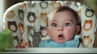 تیزر کمپین تبلیغات ( پمپرز)  تبلیغ زیبایی که باید دید- از تبلیغات پر بیننده آمریکا