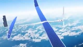هواپیمای اینترنتی گوگل