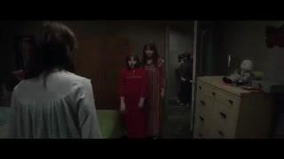 کلیپی از پشت صحنه فیلم احضار روح 2