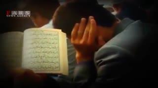 نماهنگ زیبا صبح امید در وصف امام زمان (عج)| با صدای حامد زمانی