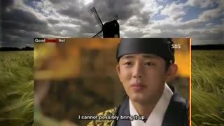 سریال تاریخی جانگ اوکی جونگ (زندگی برای عشق ) قسمت 21