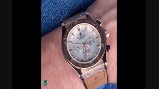 ساعت مردانه HUBLOT