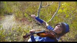 +ویولن زیبا + Zelda Medley +از لیندلی اسرلینگ+