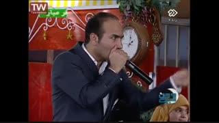 جوک و شوخی بامزه و خنده دار در شبکه ی 2 - حسن ریوندی