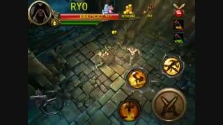 Dungeon Hunter-Ninja Assassin