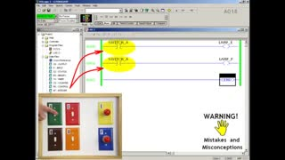 PLC Training / Tutorial for Allen-Bradley