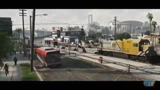 تریلر شماره 2 بازی GTA V