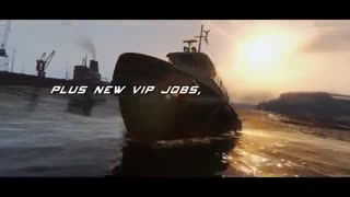 تریلر GTA Online: Further Adventures in Finance and Felony Trailer