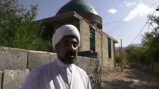مصاحبه ای دلنشین با حجت الاسلام چاوشیان در مورد مسجد باغ آقا