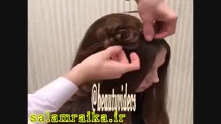 آموزش درست کردن مو