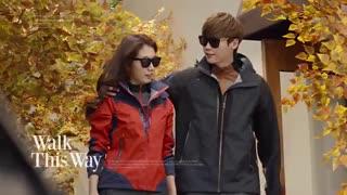 تبلیغ لی جونگ سوک و پارک شین هه