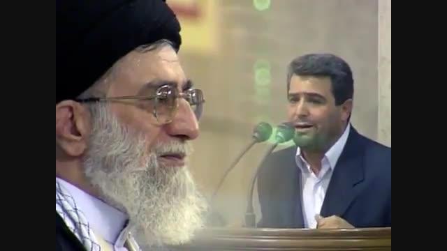 مداحی ترکی ای قلم سوزلرینده اثر یوخ با صدای حاج ابراهیم رهبر در ...