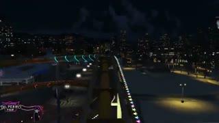 ترن هوایی GTA V