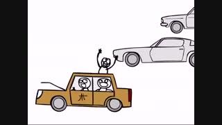  سروش رضایی ویدیو خنده دار ضرب المثل چینی