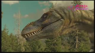 مستند زندگی با دایناسورها قسمت 3