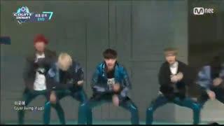 exo اجرای Lucky one