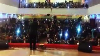 وقتی دانش آموزان یزدی در جشن فارق التحصیل (باید) چادر های خود را به هوا پرتاب کنند!!!*توضیحات بسیار مهم*