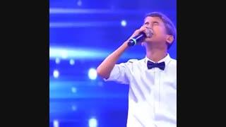اجرای بسیار زیبای نوجوان ترکیه ای