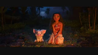 Moana Teaser Trailer