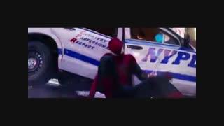 فیلم مرد عنکبوتی شگفت انگیز 2 پارت 4 ( The amazing spider-man 2)