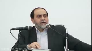 قبل از امام خمینی هیچ کس در دنیا جرات نمی کرد مقابل آمریکا بایستد!