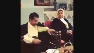 خنده دار ترین صحنه از علی صادقی