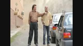 جنگ راننده تاکسی ها برسر مسافر