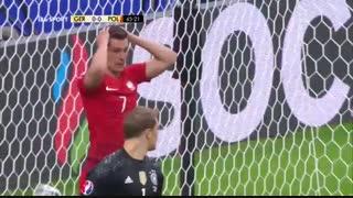 آلمان 0-0 لهستان - خلاصه بازی (گروه C)