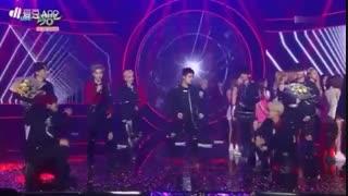 Exo. Monster 2nd win