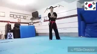هاپکیدو - سلاح سرد - نانچیکو