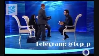 امضا خواستن مهمان ماه عسل وسط برنامه!!!!!