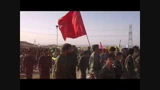 درود بر بسیجیان جان برکف انقلاب اسلامی