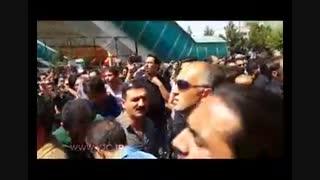 """برگزاری مراسم """"حبیب محبیان"""" در شهرک غرب"""