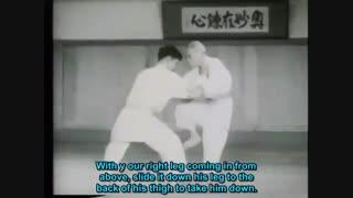 تکنیک جودو - اوسوتو اوتوشی - 1 (کیوزو میفونه)