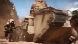 تریلر عنوان Battlefield 1