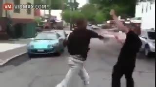 دعوا خیابانی