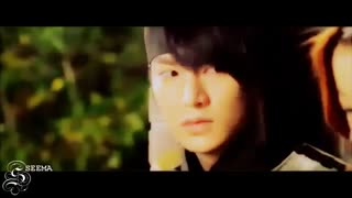 ی میکس از مین هو و شین هه(کادوی تولد باران)
