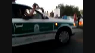 دستگیری اراذل و اوباش