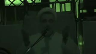 مراسم  قرآن سرگذاشتن شب نوزدهم رمضان95-حجت الاسلام احمدزاده