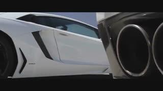 درگ بزرگ جهان 2012 سریعترین سوپر اسپرت های جهان در کنار هم