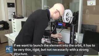 با پرینت سه بعدی، قطعات مورد نیاز ایستگاه بین المللی فضایی در فضا تولید می شوند