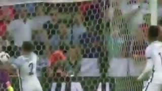 خلاصه بازی انگلیس و ایسلند یورو 2016