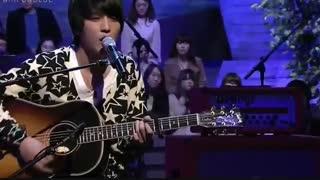 میکسی از اجرای قدیم و جدید یونگ هوا آهنگ Girl