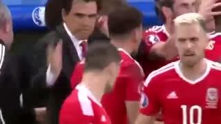 خلاصه بازی ولز بلژیک یورو 2016