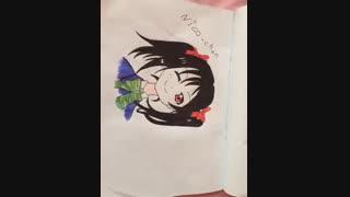 My  painting of nico -chan