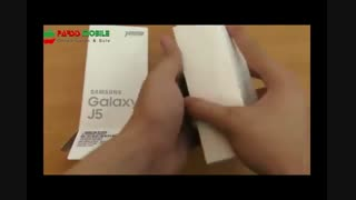 بررسی گوشی Sumsung Galaxy j5